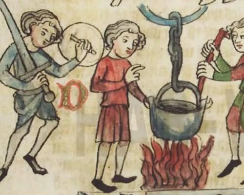 Medieval Ordeal Image
