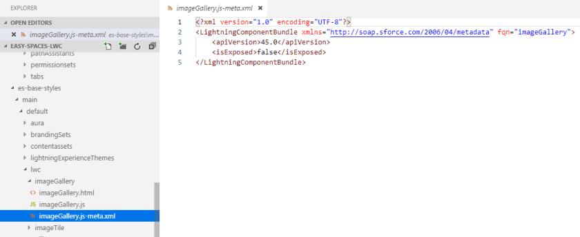 Configure a Lightning Web Component for Lightning App Builder