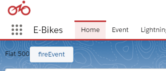 Lightning Web Components can create and dispatch custom events.