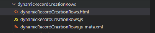ADD/REMOVE ROWS DYNAMICALLY IN LIGHTNING WEB COMPONENT