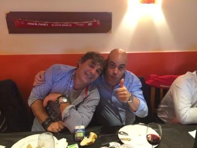 Alberto y Pedro
