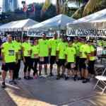 Health Incentive Programs include Corporate Run Participation