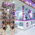 Candylcious creates an engaging and vibrant environment connecting candy with shoppers