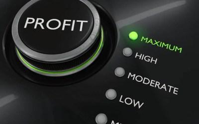 Sales Promotion Applied To Profit Maximization