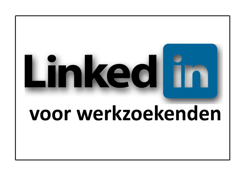 LinkedIn-voor-werkzoekenden -tips