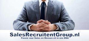 passie voor sales en mensen Werving en selectie Bureau sales