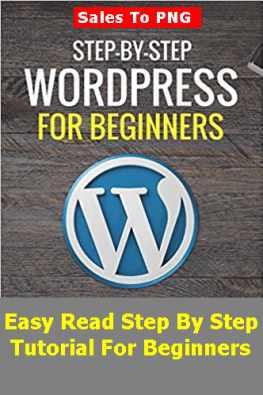 how to create website-wordpress