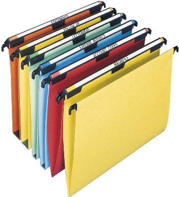 Hanging File Organization