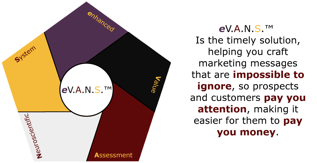 eV.A.N.S.™ is the solution.