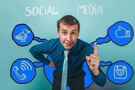 redes sociales en la pyme