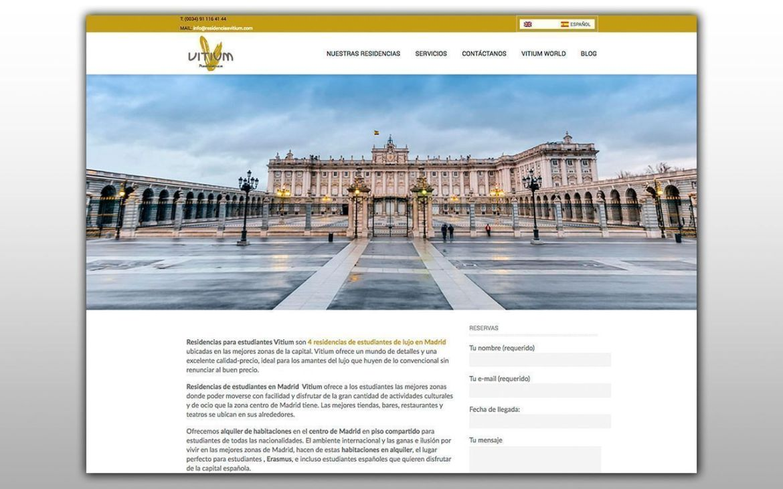 Residencias Vitium -