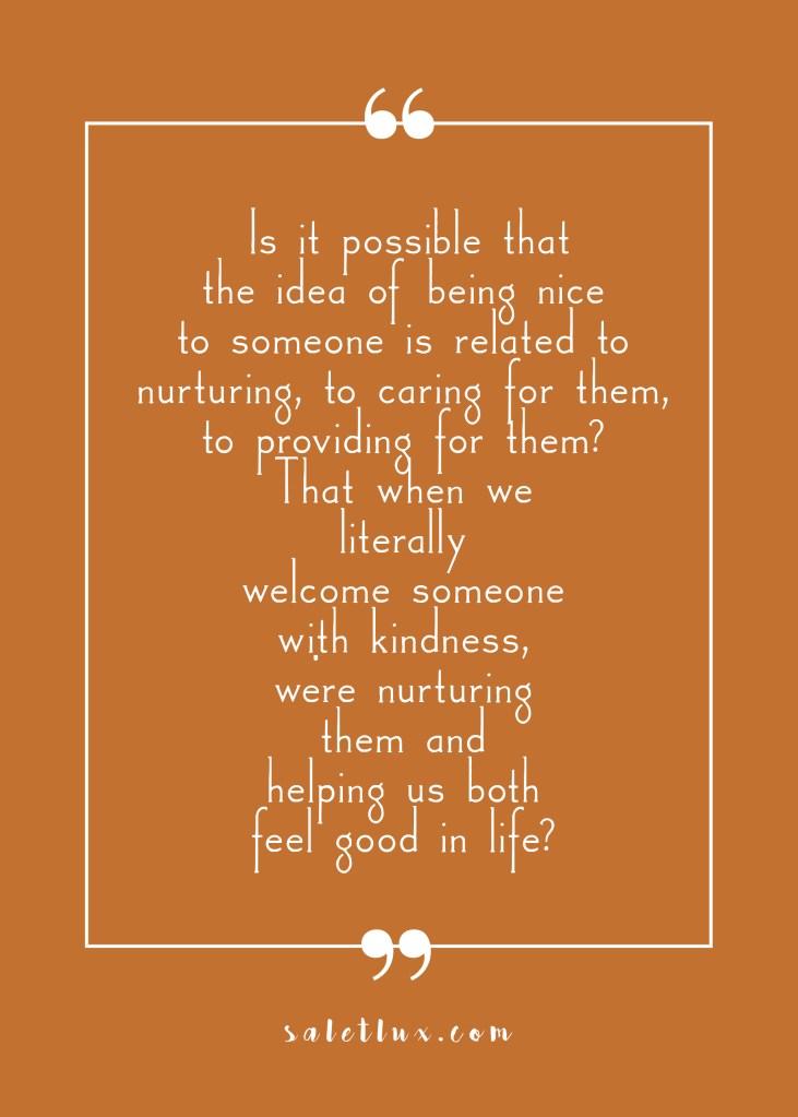 Manners Matters (Do Manners Matter?)