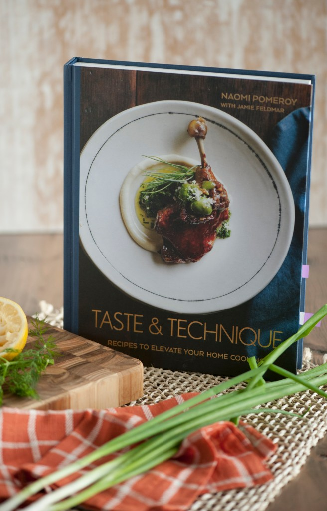 Taste & Technique | Cookbook Review