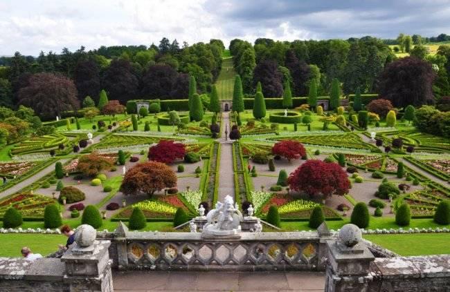 Najpoznatiji Engleski Vrt Vrtovi Engleske Povijesni Stilovi