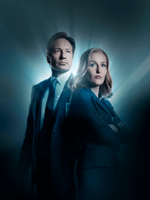 The X-Files - Mulder & Scully