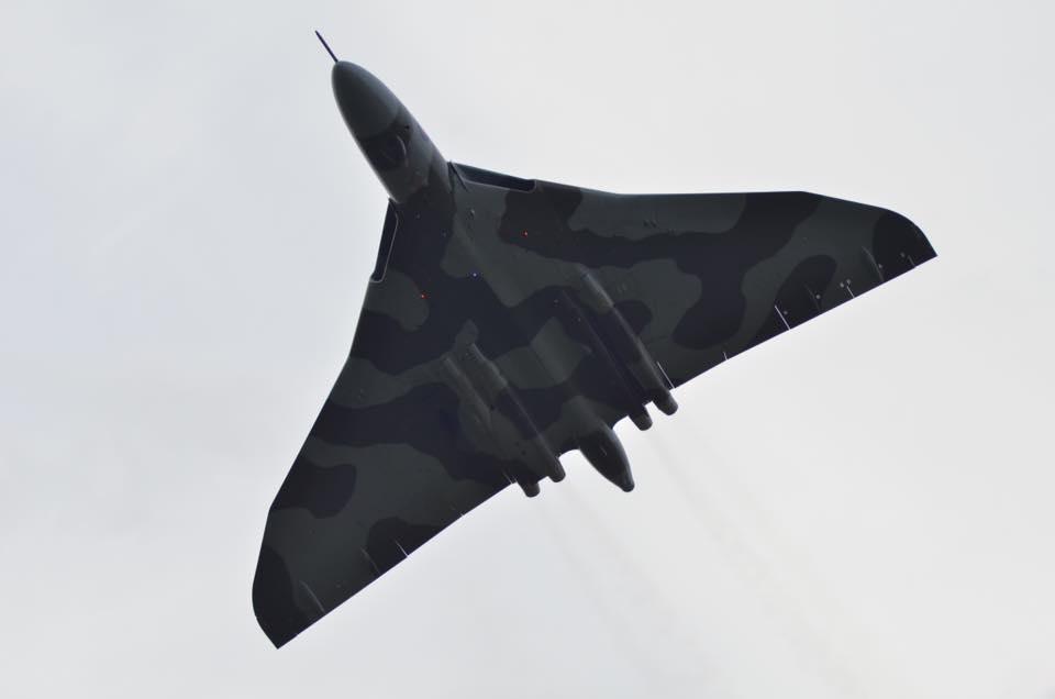 Vulcan Bomber - By Paul Ridgway