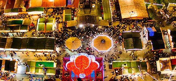 Watch: Final weekend as Manchester Christmas Markets goes