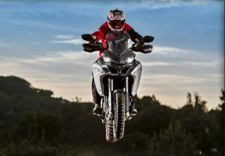 Multistrada 1200 Enduro 2