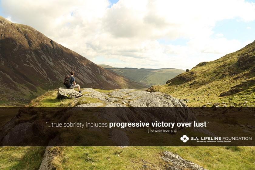 progressive victory over lust