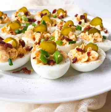 The World's Best Deviled Eggs