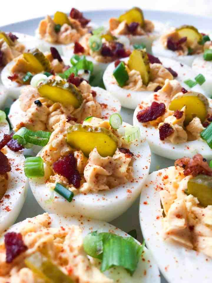 The World's Best Deviled Eggs