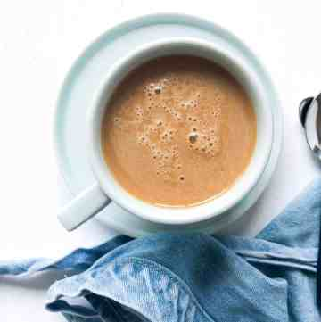 Moroccan Coffee with Chai Spice Ghee