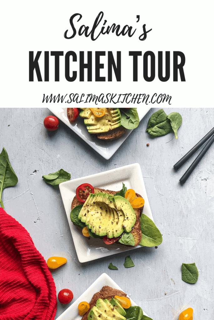 Salima's Kitchen Tour