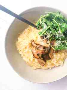 Instant Pot Risotto 3 Ways