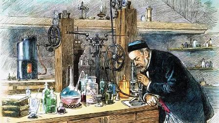 UNE PAGE D'HISTOIRE DE LAMICROBIOLOGIE