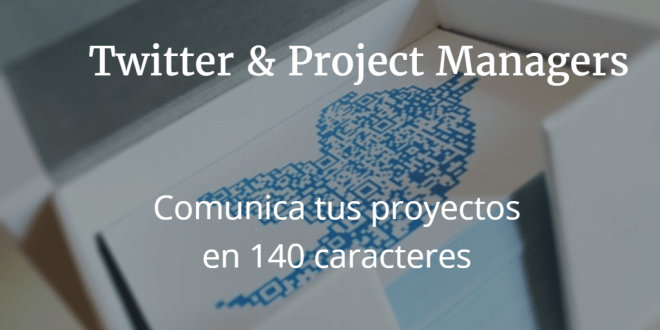 Twitter & Project Managers