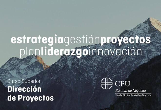Curso Dirección de Proyectos en Valladolid