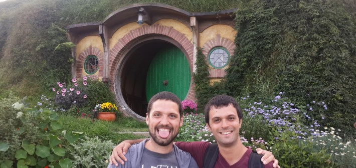 Casa de Bilbo Baggins