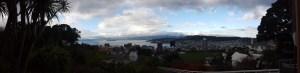 Vista panorámica de Wellington