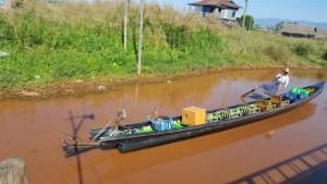 Nuestro bote