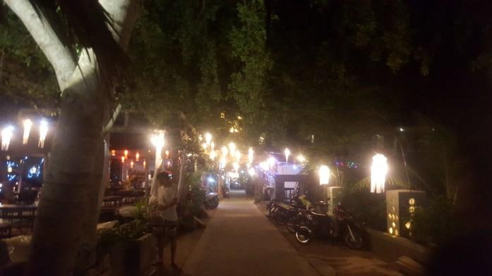 Koh Tao de noche