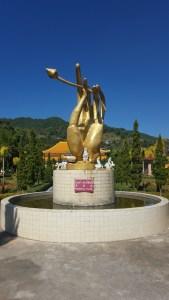 Museo de los mártires chinos de Mae Salong