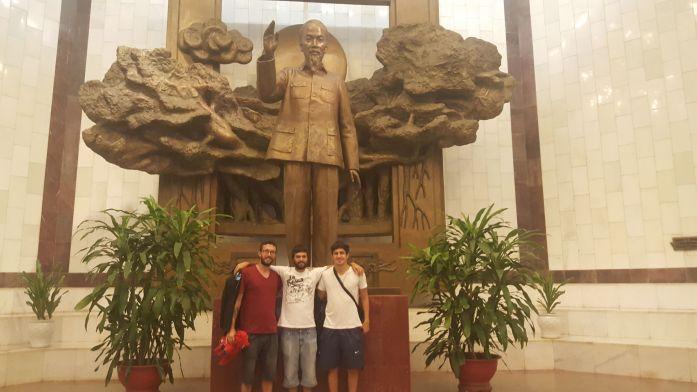 Tío Ho / Uncle Ho! en el Museo de Hanoi