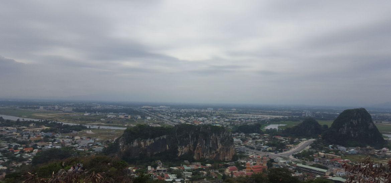 Marble Mountains cerca de Hoi An