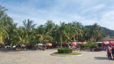 El mercado de Kep