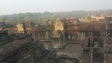 Angkor Wat desde arriba