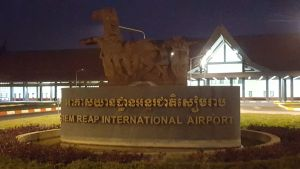 Nos vamos de Camboya!