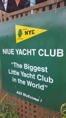 Niue Yatch Club
