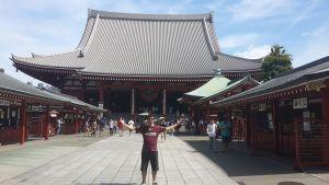 Templo Senso-ji, emblema de Tokio