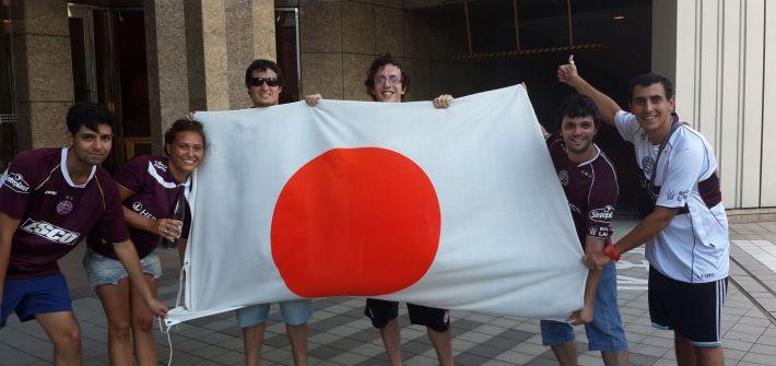 Lanús en Japón