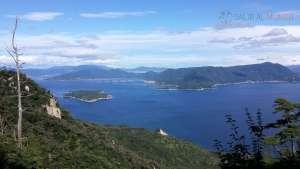 Desde la cima del Monte Misen