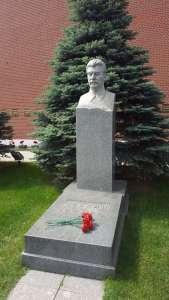 La tumba de Stalin