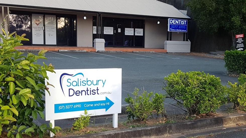 Salisbury Dentist Location