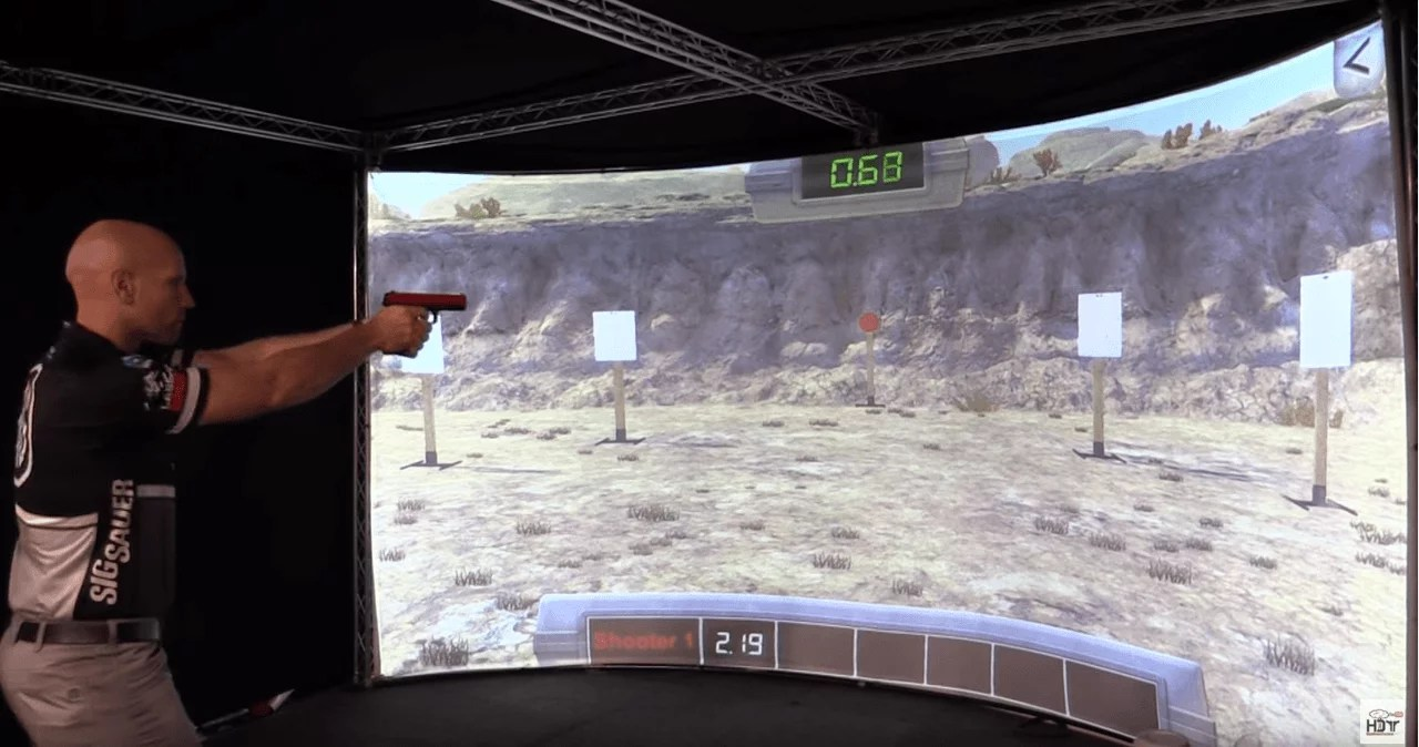 Salisbury MD Firearm Simulator