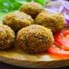 Vegan falafel recipie