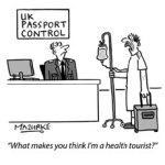 Peter Mullen; Are patients waiting on trolleys victims of bureaucratic parasitosis?